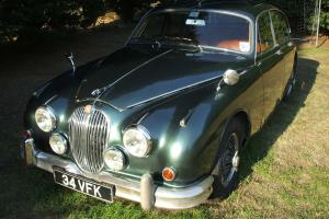 MKII JAGUAR MOD. BIG BUMPER Photo