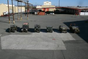 Willys : MB/GPW,M38,M38A1,M170,M151A1,M422A1 MILITARY