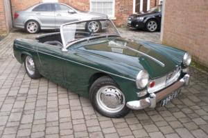 MG/ MGF Midget Manual Petrol Green Photo