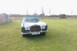 1971 Rolls Royce Corniche Coupe for restoration
