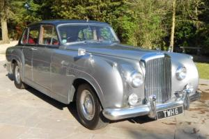 "1957 BENTLEY S1 H J MULLINER ""Six Light"" lightweight saloon 1 of 12 Contiental"