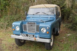 Land Rover Series 3 88' 1971 MOT & Tax, Stunning condition, complete renovation