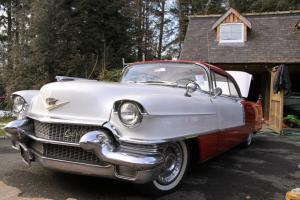 1956 Cadillac 2dr Coupe