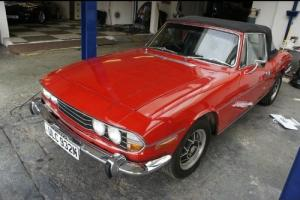 Triumph Stag 3.0 PETROL AUTOMATIC 1974/M  Photo