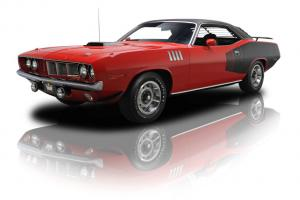 Plymouth : Barracuda Hemicuda