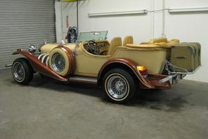 1978 Excalibur Series III Phaeton Barn Find, LOW RESERVE