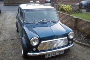 Classic Rover Mini Rio 1993, 1275 Photo