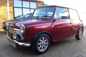 Mini Cooper 1.3i 1998 1 previous lady owner with 29000 miles