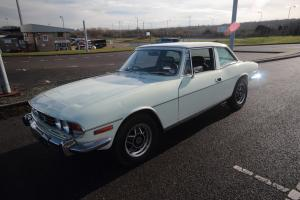 TRIUMPH STAG mark 1, 1971 with TR6 engine Photo