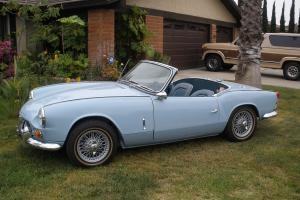 Triumph : Spitfire cabrio 2 Door Photo