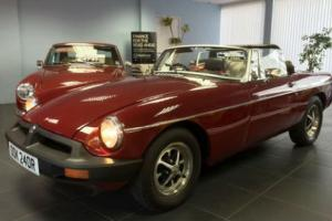 MGB Roadster 1.8 Photo