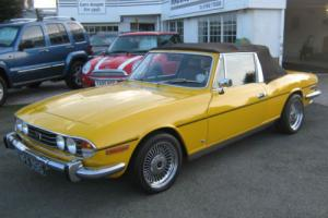 1978 S REG MK2 Triumph Stag 3.0 V8 MANUAL/OVERDRIVE Photo