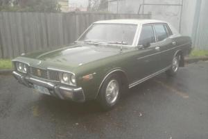 77 Datsun 280C Sedan in New Norfolk, TAS