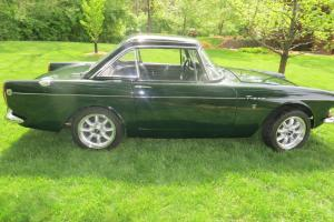 1965 Sunbeam Tiger MK1A Green