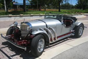 Excalibur SSK Roadster, 1966, 2.350 pounds - 300hp! Low Mileage, Great Condition