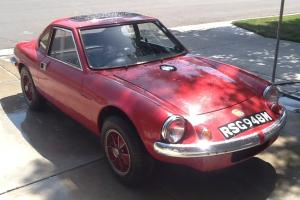 1973 Ginetta G15 Classic British Sports Car, runs and complete, US registered Photo