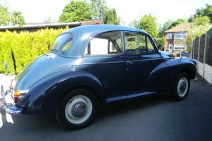 IMMACULATE 1970 MORRIS MINOR 1000