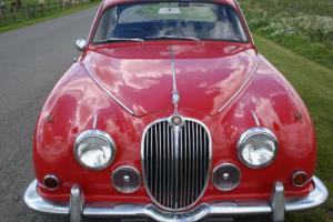 1967 JAGUAR MK 2 MARK 2 2.4 240 - ABSOLUTE BARGAIN...