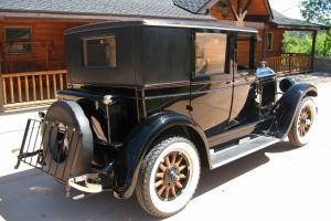 1925 Willys Knight Rare Time Capsule Original Classic Luxury Vintage Touring T A
