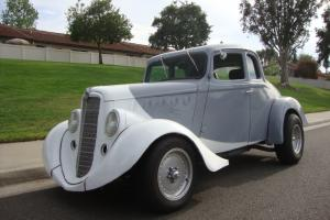 1936 Willys STEEL Model 77 Coupe,302,automatic, runs great, WANTS TO BE A GASSER Photo