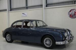 Jaguar Mark II 3.8 Saloon Manual with Overdrive Photo