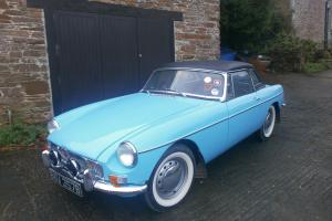 MGB Roadster 1964 Mk 1 Photo