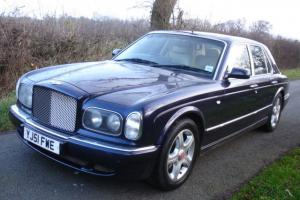 2002 BENTLEY ARNAGE 6.7 RED LABEL may Px Photo