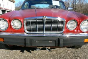Jaguar : XJ6 2 Door Coupe