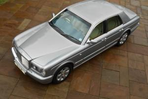 1998 BENTLEY ARNAGE 4.4 Red Label look
