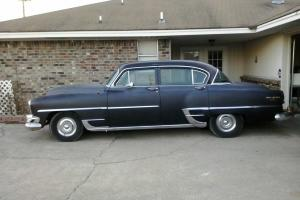 Chrysler : New Yorker Deluxe