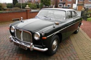 1966 Rover P5 Coupé, Mk. III Photo