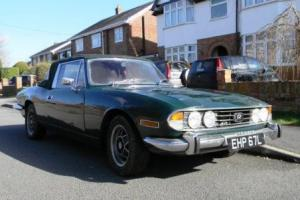 1972 Triumph Stag Photo