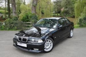 1997 BMW E36 M3 Evolution coupe