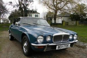 1977 Daimler Sovereign Coupé Photo