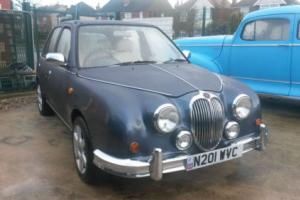 Mitsuoka Viewt 'Baby MK2 Jag' based on Nissan Micra K11