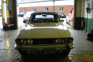Triumph Stag 3litre £4995.00 Photo