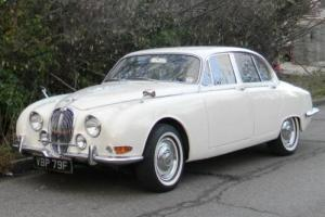 1968 Jaguar S-Type Saloon Photo
