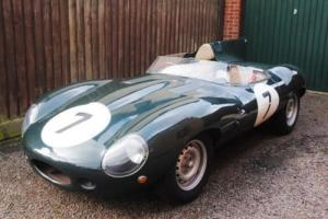 1976 Jaguar D-Type 'Long Nose' by RAM Engineering for Sale