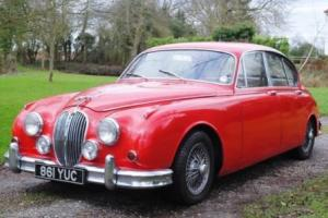 1962 Jaguar Mk. II Saloon (3.4 litre) Photo