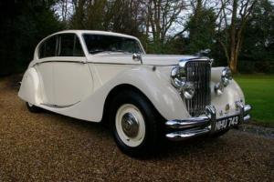 1950 Jaguar Mk V 3½ litre Photo