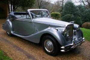 1950 Jaguar Mk V 3½ litre Drop Head Coupe