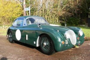 1959 Jaguar XK150 SE Coupé
