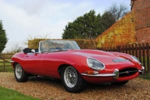 1963 Jaguar E-Type SI Roadster