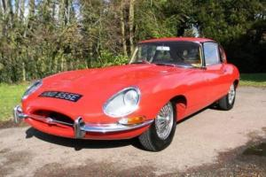 1967 Jaguar E-Type Series I. 2+2 Coupé Photo
