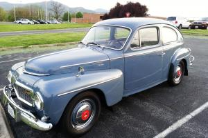 1965 Volvo PV 544 Sport 2dr Coupe Very Rare and in Great Shape!