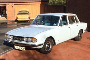 1975 TRIUMPH 2500TC - Superb Condition & Just 2 Previous Family Owners!