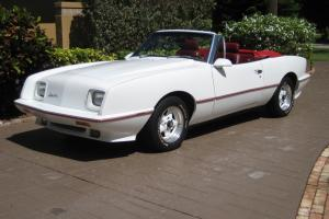 Avanti Studebaker General Motors GM Custom Rare Collector Avanti Convertible 88