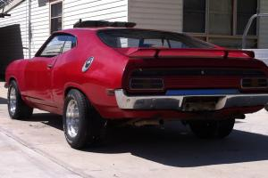 Ford XB Coupe 1976 GS Falcon Matching Number V8