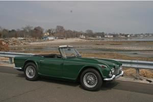 "1967 TRIUMPH TR4a ""GORGEOUS SUMMER FUN!!! """