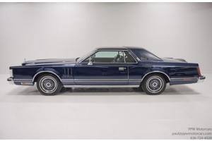 Lincoln : Continental Mark V